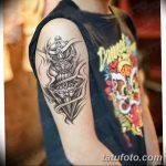 фото Модные тату от 23.06.2018 №110 - Fashionable Tattoos - tatufoto.com