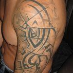 фото Модные тату от 23.06.2018 №114 - Fashionable Tattoos - tatufoto.com
