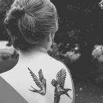 фото Модные тату от 23.06.2018 №117 - Fashionable Tattoos - tatufoto.com