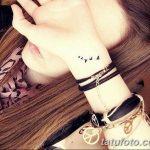 фото Модные тату от 23.06.2018 №121 - Fashionable Tattoos - tatufoto.com