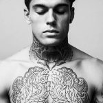 фото Модные тату от 23.06.2018 №131 - Fashionable Tattoos - tatufoto.com