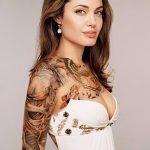 фото Модные тату от 23.06.2018 №141 - Fashionable Tattoos - tatufoto.com
