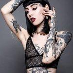 фото Модные тату от 23.06.2018 №174 - Fashionable Tattoos - tatufoto.com