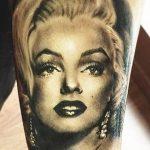 фото Модные тату от 23.06.2018 №179 - Fashionable Tattoos - tatufoto.com