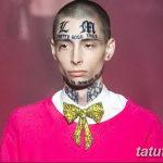 фото Модные тату от 23.06.2018 №189 - Fashionable Tattoos - tatufoto.com