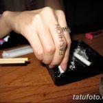 фото Модные тату от 23.06.2018 №201 - Fashionable Tattoos - tatufoto.com