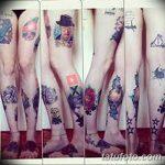 фото Модные тату от 23.06.2018 №231 - Fashionable Tattoos - tatufoto.com