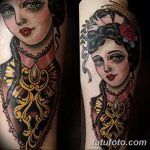 фото Модные тату от 23.06.2018 №234 - Fashionable Tattoos - tatufoto.com