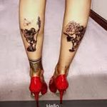 фото Модные тату от 23.06.2018 №275 - Fashionable Tattoos - tatufoto.com