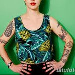 фото Модные тату от 23.06.2018 №277 - Fashionable Tattoos - tatufoto.com