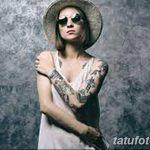 фото Модные тату от 23.06.2018 №289 - Fashionable Tattoos - tatufoto.com