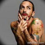 фото Модные тату от 23.06.2018 №297 - Fashionable Tattoos - tatufoto.com