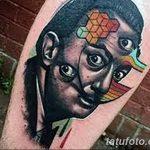 фото Модные тату от 23.06.2018 №336 - Fashionable Tattoos - tatufoto.com