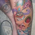 фото Модные тату от 23.06.2018 №351 - Fashionable Tattoos - tatufoto.com