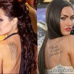 фото Модные тату от 23.06.2018 №365 - Fashionable Tattoos - tatufoto.com