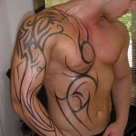Most popular tattoos for men are Men tribal tattoo designs
