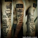 фото Модные тату от 23.06.2018 №384 - Fashionable Tattoos - tatufoto.com
