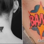 фото Модные тату от 23.06.2018 №412 - Fashionable Tattoos - tatufoto.com