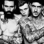 фото Модные тату от 23.06.2018 №441 - Fashionable Tattoos - tatufoto.com