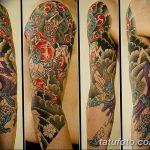 фото Модные тату от 23.06.2018 №468 - Fashionable Tattoos - tatufoto.com