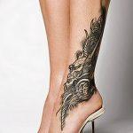 фото Модные тату от 23.06.2018 №469 - Fashionable Tattoos - tatufoto.com