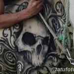 фото Модные тату от 23.06.2018 №472 - Fashionable Tattoos - tatufoto.com