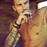 фото Модные тату от 23.06.2018 №498 - Fashionable Tattoos - tatufoto.com