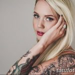 фото Модные тату от 23.06.2018 №512 - Fashionable Tattoos - tatufoto.com