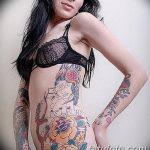 фото Модные тату от 23.06.2018 №518 - Fashionable Tattoos - tatufoto.com