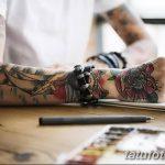 фото Модные тату от 23.06.2018 №525 - Fashionable Tattoos - tatufoto.com