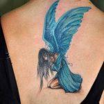 фото Тату для девушек от 08.06.2018 №098 - Tattoo for Girls - tatufoto.com