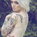 фото Тату для девушек от 08.06.2018 №118 - Tattoo for Girls - tatufoto.com