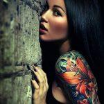 фото Тату для девушек от 08.06.2018 №150 - Tattoo for Girls - tatufoto.com