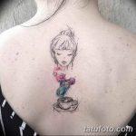 фото Тату для девушек от 08.06.2018 №168 - Tattoo for Girls - tatufoto.com