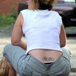 фото Тату для девушек от 08.06.2018 №170 - Tattoo for Girls - tatufoto.com