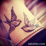 фото Тату для девушек от 08.06.2018 №182 - Tattoo for Girls - tatufoto.com