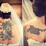 фото Тату для девушек от 08.06.2018 №183 - Tattoo for Girls - tatufoto.com