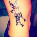 фото Тату для девушек от 08.06.2018 №184 - Tattoo for Girls - tatufoto.com