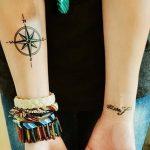 фото Тату для девушек от 08.06.2018 №187 - Tattoo for Girls - tatufoto.com
