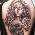 фото Тату для девушек от 08.06.2018 №217 - Tattoo for Girls - tatufoto.com