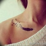 фото Тату для девушек от 08.06.2018 №218 - Tattoo for Girls - tatufoto.com