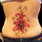 фото Тату для девушек от 08.06.2018 №288 - Tattoo for Girls - tatufoto.com