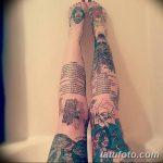 фото Тату для девушек от 08.06.2018 №308 - Tattoo for Girls - tatufoto.com 235234