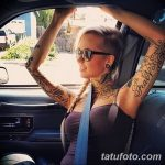 фото Тату для девушек от 08.06.2018 №312 - Tattoo for Girls - tatufoto.com