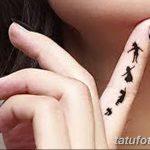фото Тату для девушек от 08.06.2018 №331 - Tattoo for Girls - tatufoto.com