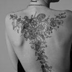фото Тату для девушек от 08.06.2018 №371 - Tattoo for Girls - tatufoto.com