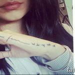 фото Тату для девушек от 08.06.2018 №400 - Tattoo for Girls - tatufoto.com