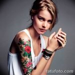фото Тату для девушек от 08.06.2018 №425 - Tattoo for Girls - tatufoto.com