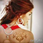 фото Тату для девушек от 08.06.2018 №449 - Tattoo for Girls - tatufoto.com