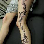 фото Тату для девушек от 08.06.2018 №530 - Tattoo for Girls - tatufoto.com
